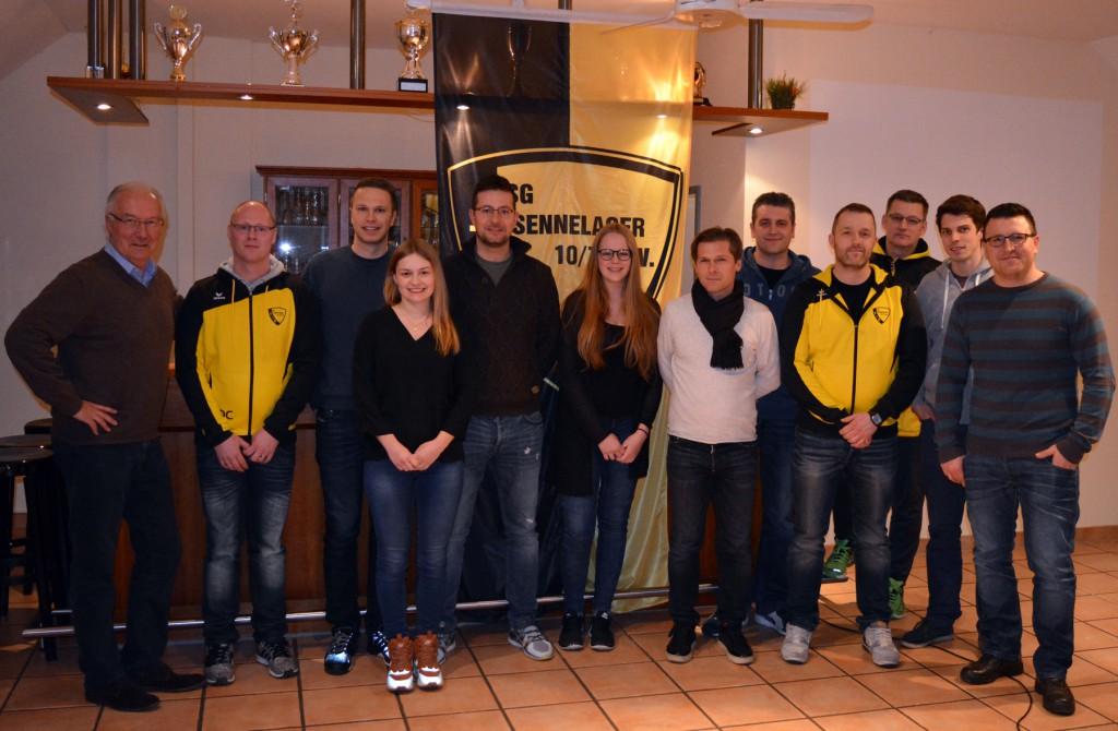 VfL Bochum Fußballschule zu Gast in Sennelager