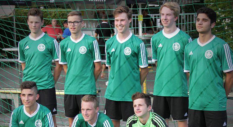 Sportwerbewoche 2016 B-Jugend